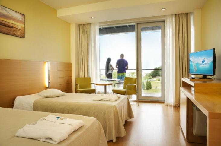 Kahekohaline kõigi mugavustega hotellituba