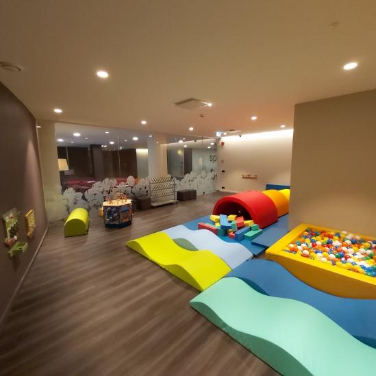 Children´s playroom