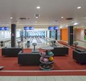 6-rajaga bowling'u saal