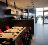 A`la carte restaurant Purpur