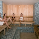 Finnish sauna in Tervis Medical Spa Hotel