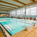 Swimming pool in Tervis Medical Spa Hotel