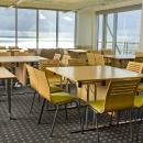 Konverentsisaal asub Tervise Paradiisi 8.korrusel ja on isspireeriva vaatega merele