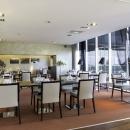 Restoran asub Tervise Paradiisi 2.korrusel ja mahutab kuni 50 külalist
