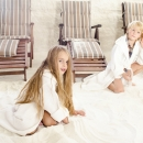 We offer spa treatments and procedures which are suitable for children also