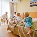 Tervise Paradiisi hotellis on mugavad peretoad lastega peatujatele