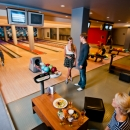 The bowling alley in Tervise Paradiis  has six lanes