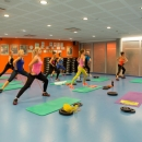 CXWORX in aerobics hall