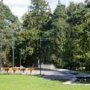 Pärnus on rohelised pargid ja alleed