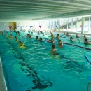 Grouptrainings in water are suitable and manageable for everyone!