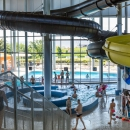 The biggest water park in Estonia