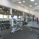 Gym in Tervis Medical Spa Hotel
