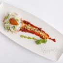 Avokaado, Vermicelli nuudlid,  tomati vinaigrette
