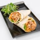 Wrap rebitud sealiha & Pad Thai kastmega