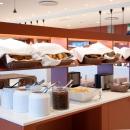 Tervise Paradiisin buffet-ravintola