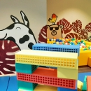 Lasten leikkihuone Tervise Paradiisissa