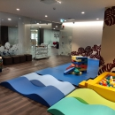 Ilman valvontaa leikkihuone sijaitsee hotellin II kerroksessa ja on Tervise Paradiisin asiakkaille maksutta